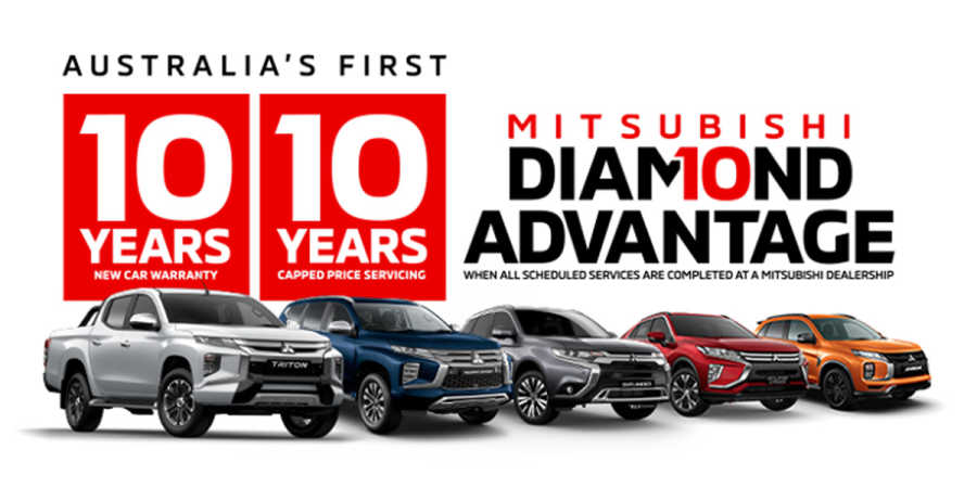 Mitsubishi Diamond Advantage