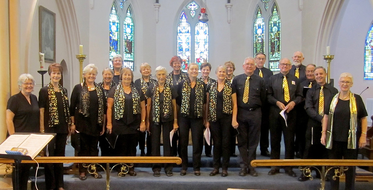 The Cowra Vocal Ensemble