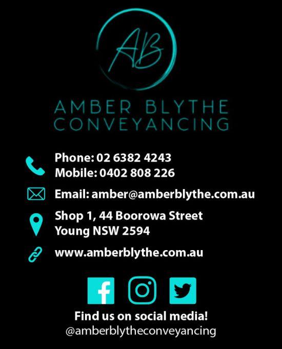 Amber Blythe Conveyancing