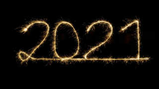 Have a wider perspective for 2021, and just see what you can achieve beyond intentions
