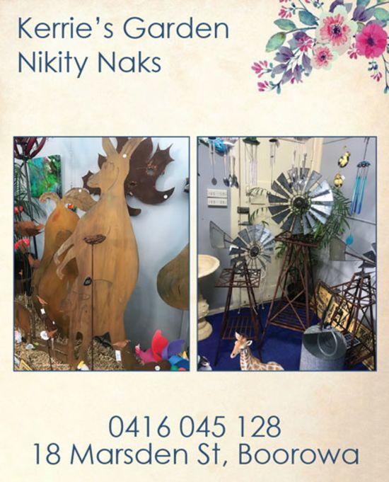 Kerrie's Garden Nikity Naks