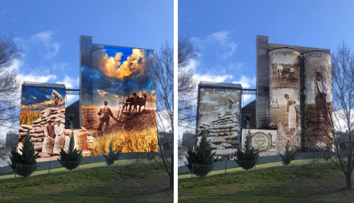 Murrumburrah Flour Mills designs