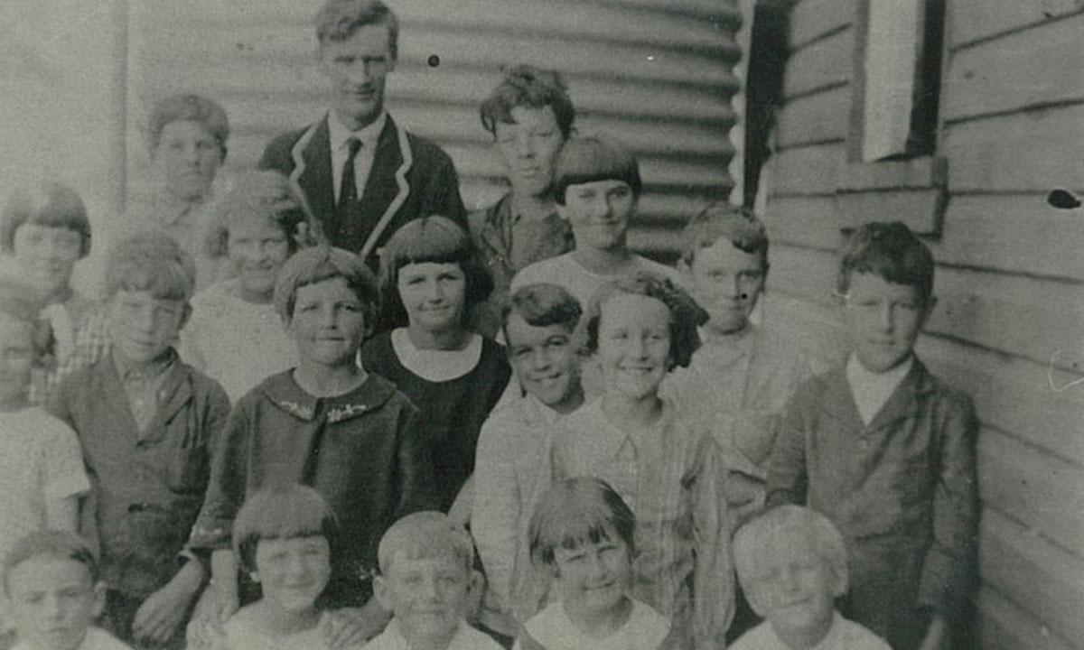 Maimuru Public School class