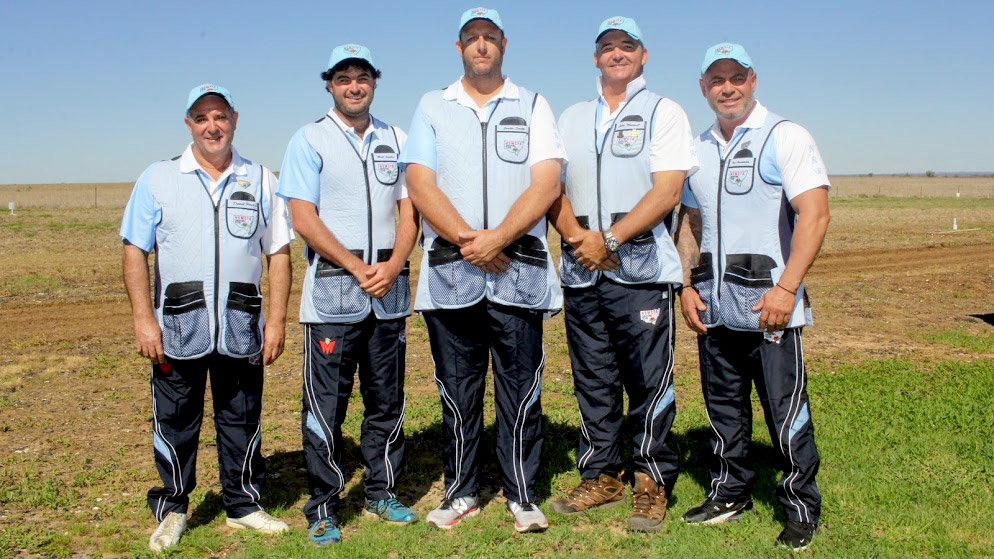 NSW Mens Open Team 2019