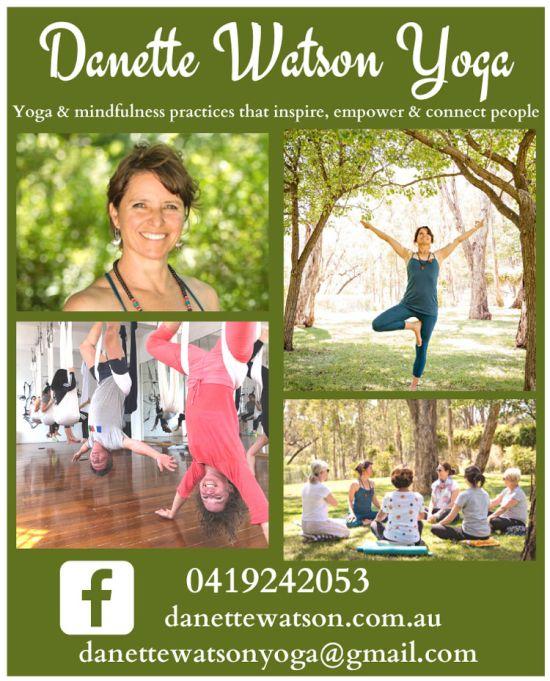 Danette Watson Yoga