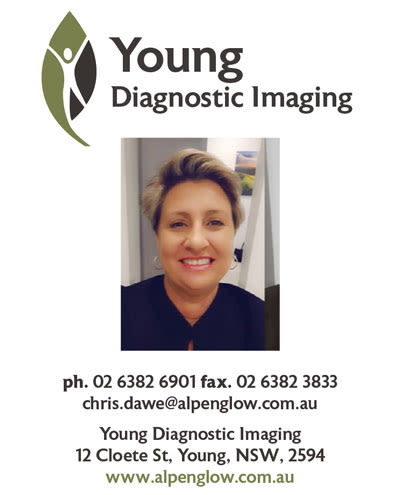 Chris Dawe - Young Diagnostic Imaging