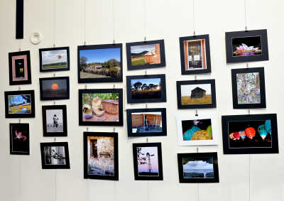 A selection of last year's exhibition.