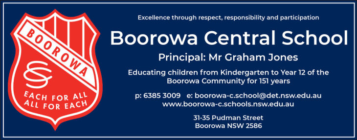 Boorowa Central School