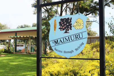 Maimuru School.