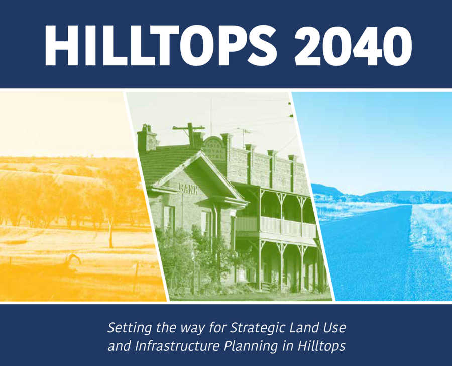 Draft Hilltops 2040 on public exhibition