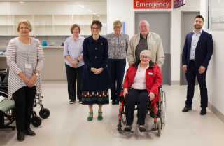 Tour of the new Murrumburrah Harden Health Service facility.