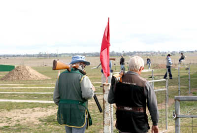 Boorowa Gun Club's July shoot.