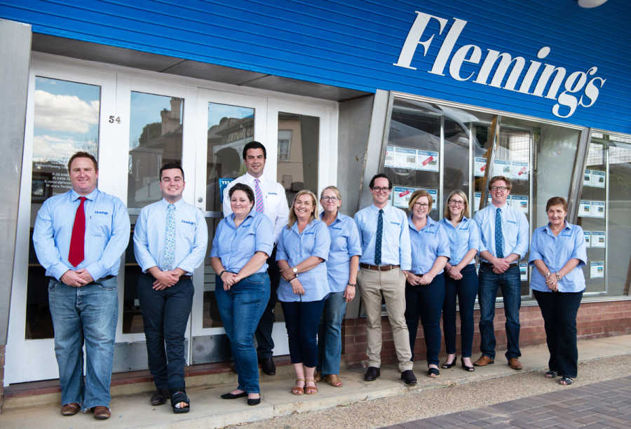 The Flemings Team