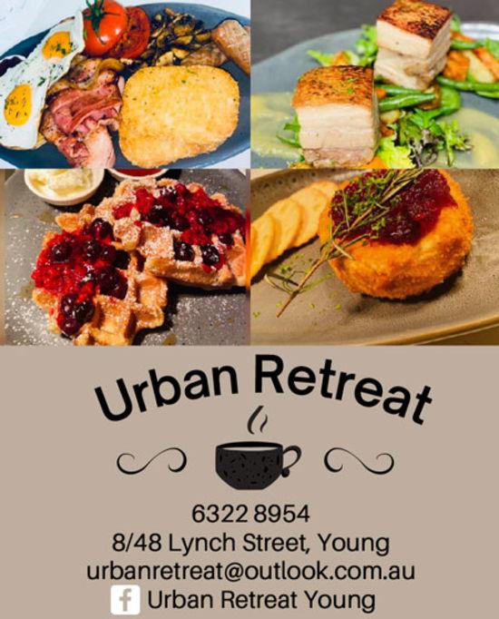 Urban Retreat Young