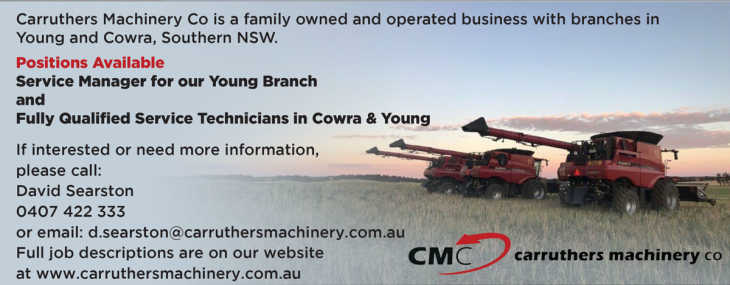 Carruthers Machinery