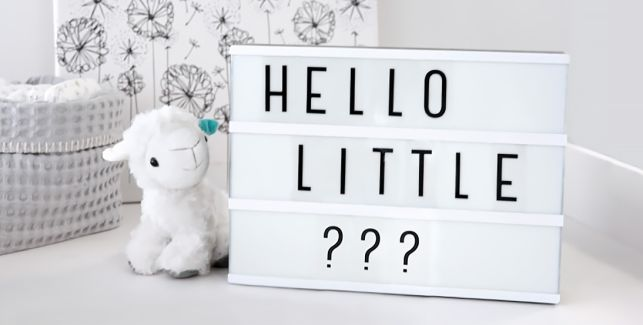 Scegliere il nome per il bambino: i nostri consigli