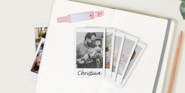 Vater werden – Die Familiengeburt