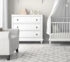 Das Babyzimmer – So richtest Du es sicher ein