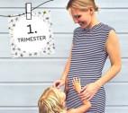 Sissi mit Babybauch: 1. Trimester