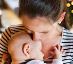 Das erste Weihnachtsfest mit Baby