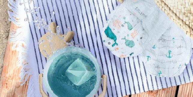 Wasserspaß für Babys und Kleinkinder