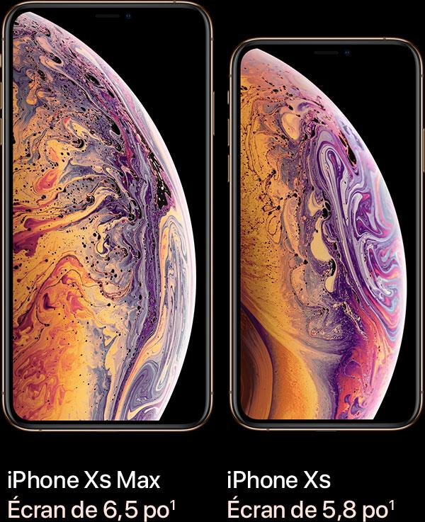 Achetez L Iphone Xs D Apple Sur Le Reseau Le Plus Rapide Au Pays