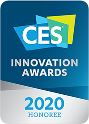 CES 2020 Innovation Award Honoree