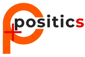 Logo for Positics