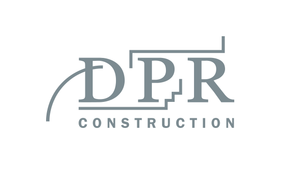 DPR logo - dark