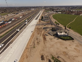 Highway 99 Realignment