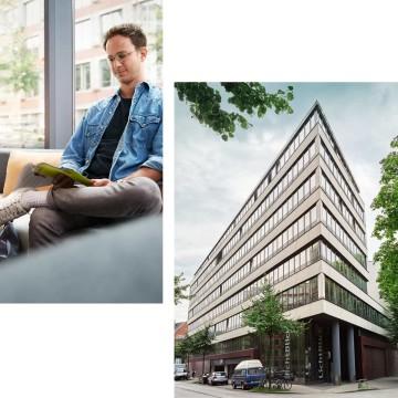 Gebäude und Innenbereich LichtBlick