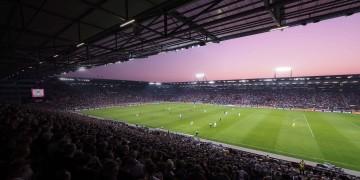St.Pauli Fussballstadion