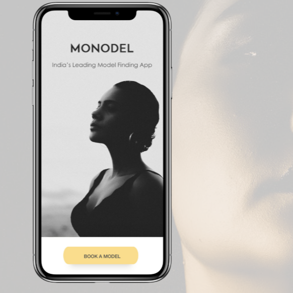 INDIA S LEADING MODEL FINDING APP Monodel in