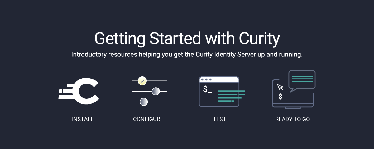 New Resources: Getting Started with the Curity Identity Server