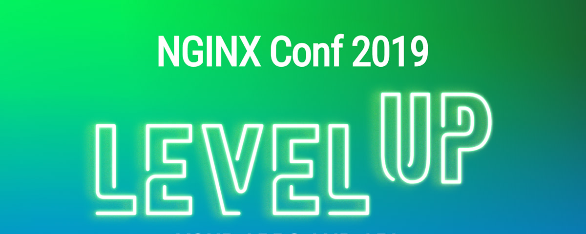 Meet Curity at NGINX Conf 2019 in Seattle