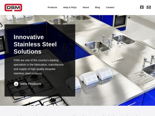 DSM Stainless Steel Products