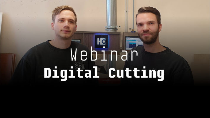 Review of the Webinar Perspective Digital Workshop Part 2: Entry Level Solutions for Digital Cutting event image