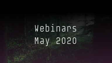 Webinars for Carpenters in May 2020