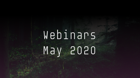 Webinars for Carpenters in May 2020 event image