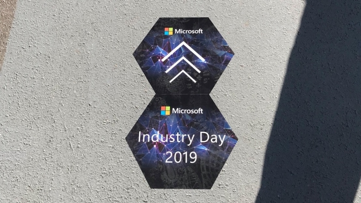 Microsoft Industry Day 2019 event image