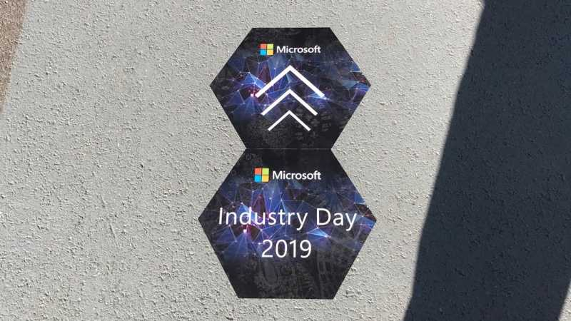 Microsoft Industry Day 2019