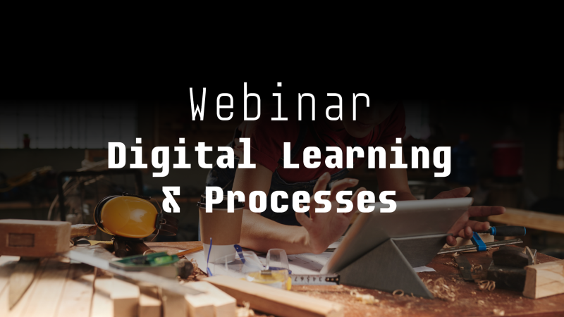 Review of the Webinar Perspective Digital Workshop Part 1: Digital Learning & Processes