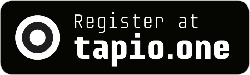 Register on mytapio