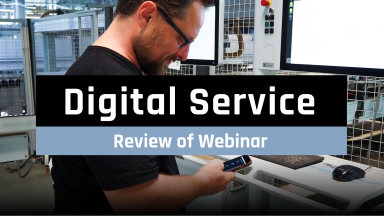 Review of the webinar Digital Service