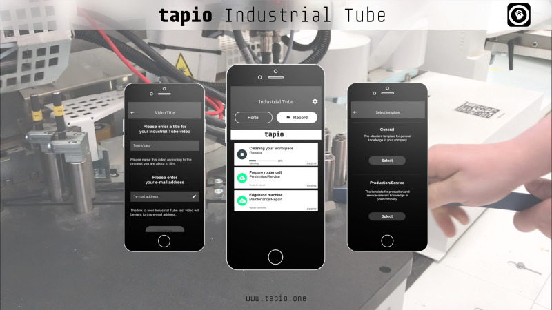 tapio, the open ecosystem for the wood industry, cooperates with Bilfinger Digital Next