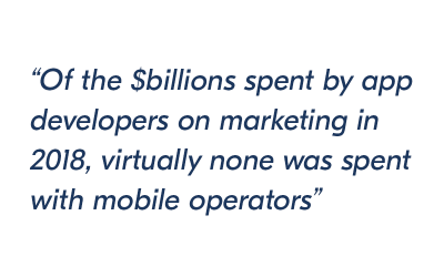 Mobile operators - ensure you are attractive to app
