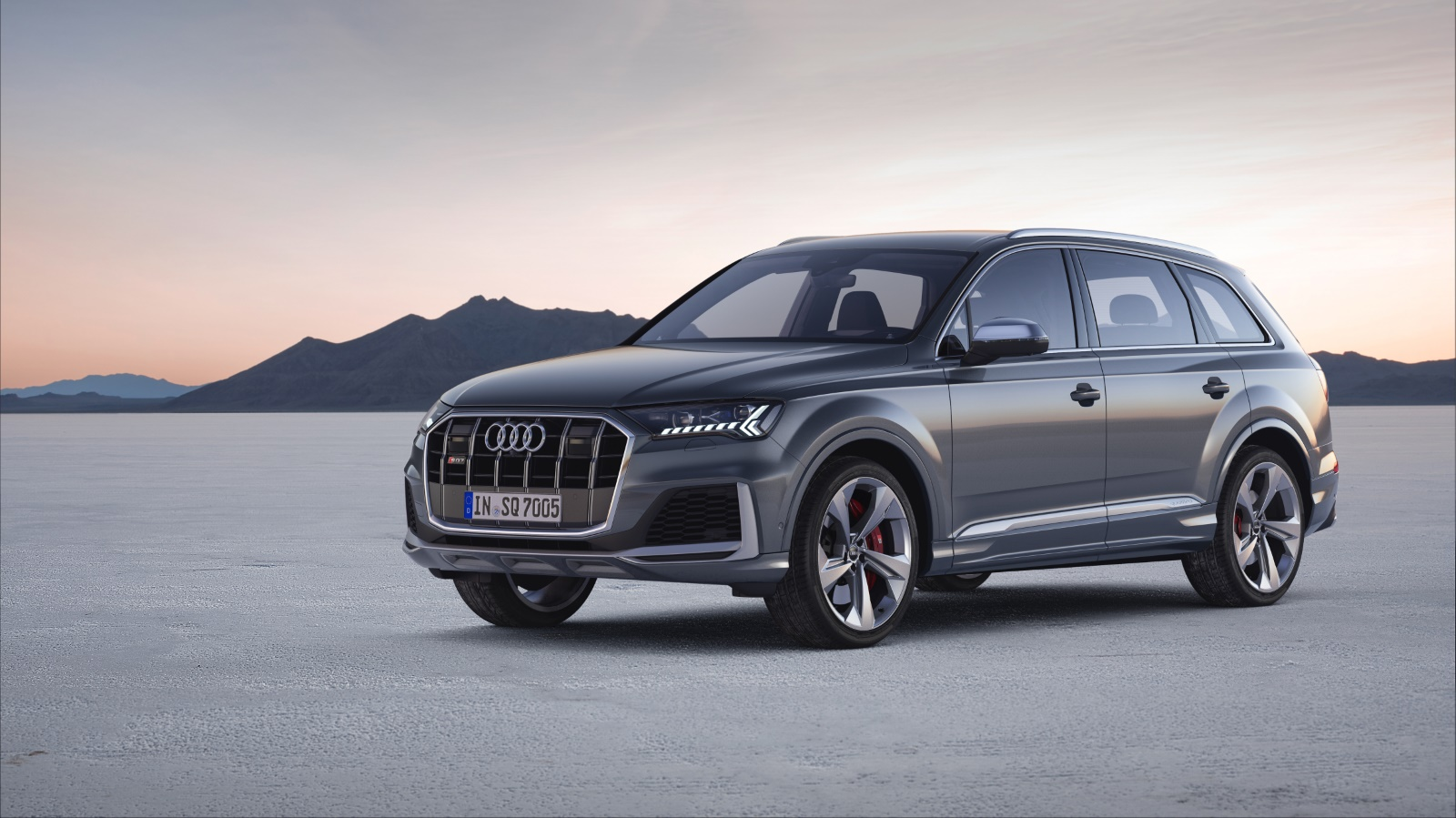 Audi Q7 SUV Automaat Front