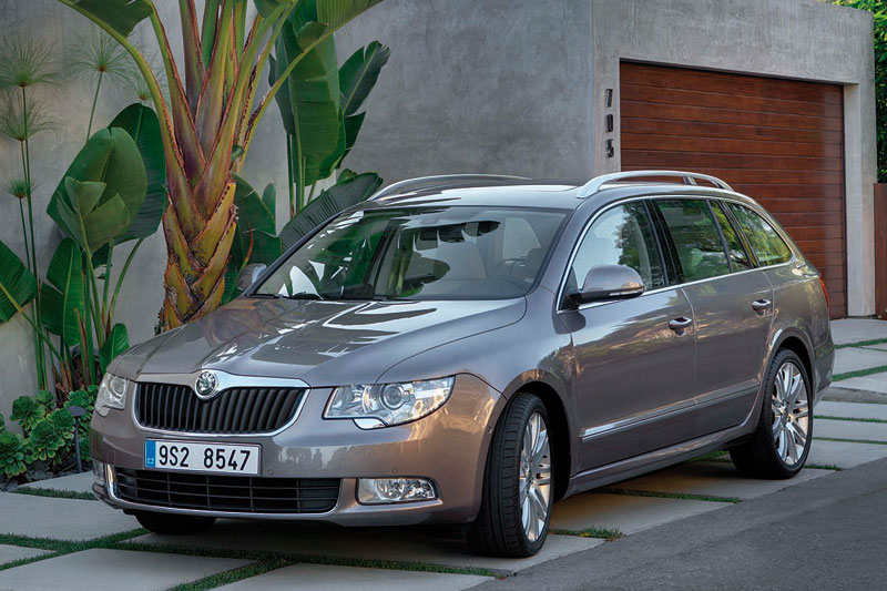 Skoda Superb Stationwagen