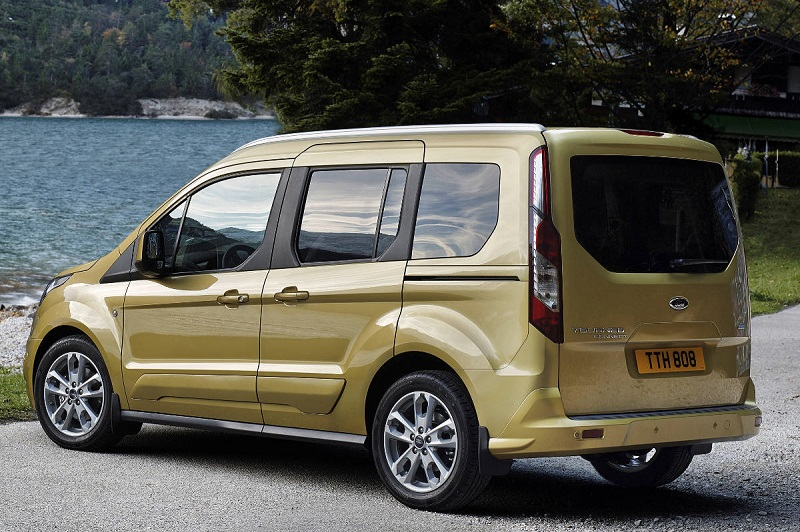 Ford Tourneo Connect MPV Achterkant