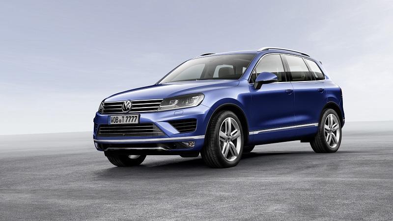 Volkswagen Touareg - Informatie en prijzen | Autotrack.nl